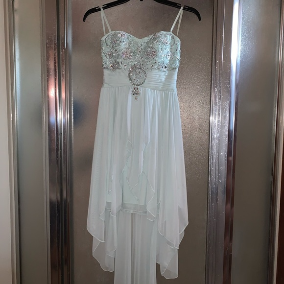 My Michelle Dresses & Skirts - My Michelle Mint Green Homecoming Dress